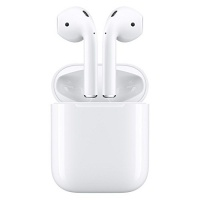 Apple Computer Apple Airpods Bluetooth Wireless Headphone In-Ear Headset Photo