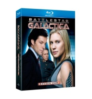 Universal Studios Home Entertainment Battlestar Galactica: Season 4 [Blu-ray] Movie Photo