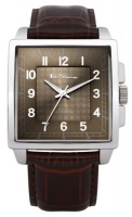 Ben Sherman Men's Quartz Watch with Brown Dial Analogue Display and Brown PU Strap BS028 Photo