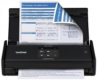 Brother Printer Brother ADS1000W Compact Color Desktop Scanner with Duplex and Wireless Networking Photo