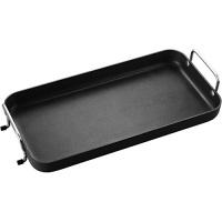 Cadac 98700-50 Warming Pan for Stratos Range Grills Black Photo