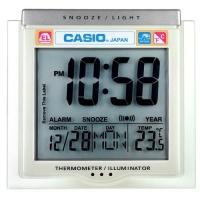 Casio #DQ750F-7DF Multi Function Digital Thermometer Table Top Alarm Clock Photo