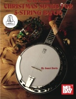 Mel Bay Publications Inc Christmas Songs for 5-String Banjo Photo