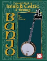 Mel Bay Publications Inc Complete Book of Irish & Celtic 5-String Banjo Photo