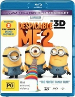 Unbranded Despicable Me 2 3D Blu-ray Photo
