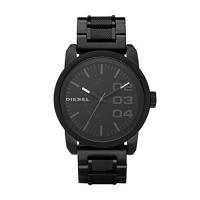 Diesel Men's DZ1371 Not So Basic Basic Black Watch Photo