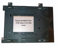 Epson Perfection V850 - 4x5 Holder Or Film Guide Photo