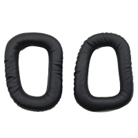iParaAiluRy Soft Replacement Earpads Ear Pads Cushions for Logitech G35 G430 G930 F450 Headphones Photo