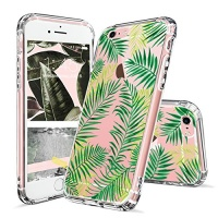 MOSNOVO iPhone 6s Plus Case Fashion iPhone 6 Plus Case Floral with Flower Quote Clear Design Transparent Back Case and TPU Bumper Shockproof Cover for Apple iPhone 6/6s Plus - Beautiful Photo