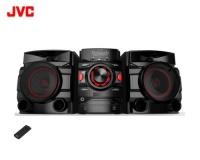 DAABS Electronics Inc JVC MX-DN100 2.0 Channel Mini Region Free DVD Hi-Fi System with Bluetooth 110-240v Photo