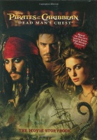 Disney Press Pirates of the Caribbean: Dead Man's Chest - The Movie Storybook Photo