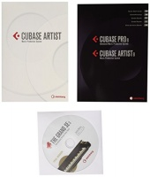 Steinberg Cubase Artist 8 Retail Photo