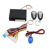 uxcell Car Remote Central Kit Door Lock Locking Keyless Entry Alarm System 12V Photo