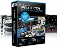 XCHANGE Producer Collection with Presonus Cakewalk IK Multimedia Image Line Loop Loft Ohm Force and Sonnox Photo