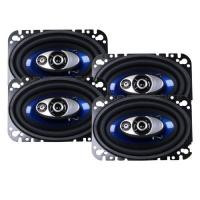 AudioBank PK1 4 AudioBank AB-460 250w 3 Way Car Stereo Speakers Photo