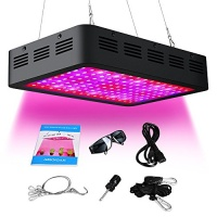 Shenzhen DeXingGao Optical Co Ltd ARKNOAH 300W Full Spectrum LED Grow Light with UV IR for Hydroponic Indoor Greenhouse Grow Tent Garden Plants Growing in Veg and Flowering Stages Photo