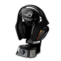 ASUS Computer International Direct ASUS ROG Centurion True 7.1 Surround Sound Gaming Headset for PC/Console with USB control box Photo