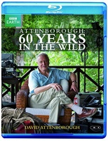 Ais Attenborough 60 Years in the Wild [Blu-ray] Photo