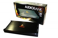 Audiobank P2800.2 2800W 2-Ohm Stable 2 Channel Stereo Amplifier Photo