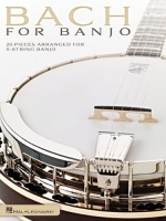 Hal Leonard Bach for Banjo: 20 Pieces Arranged for 5-String Banjo Photo