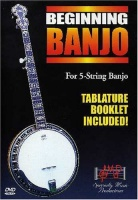 Music Video Beginning Banjo: For 5-String Banjo Photo