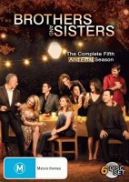 Unbranded Brothers and Sisters - Season 5 DVD Movie Photo