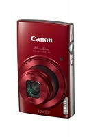 Canon PowerShot ELPH 190 Digital Camera w/ 10x Optical Zoom and Image Stabilization - Wi-Fi & NFC Enabled Photo