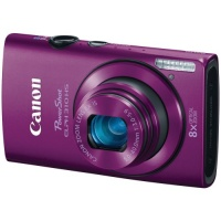 Canon PowerShot ELPH 310 HS 12.1 MP CMOS Digital Camera with 8x Wide-Angle Optical Zoom Lens and Full 1080p HD Video Photo