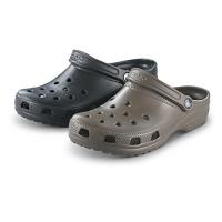 Crocs Classic Clog Sandal - Black - Mens - 11 Photo