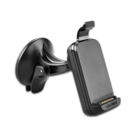 Garmin Powered Suction Cup Mount with Speaker Photo