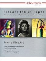 "Hahnemuhle William Turner Matt Fine Art Paper - 190gsm (17 x 22"". - 25 Sheet Photo"