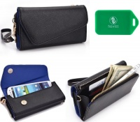 Nevissbags Hisense Infinity U972 NEW Cell Phone Case with Wrist Strap to help stay organized Photo