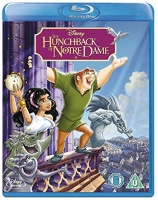 Imports Hunchback of Notre Dame [Blu-ray] Photo