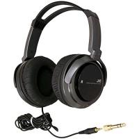 JVC HARX300 Full-Size Headphones Black Photo