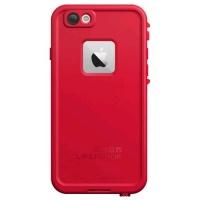Lifeproof FRE iPhone 6 ONLY Waterproof Case - Retail Packaging - Black/Black Photo