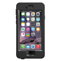 Lifeproof NUUD iPhone 6 ONLY Waterproof Case - Retail Packaging - AVALANCHE Photo