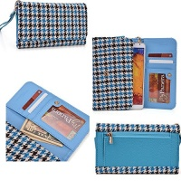 Nevissbags Phone wallet cell phone holder with wrist strap for Hisense Infinity U972 Photo