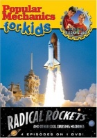 KOCH VISION Popular Mechanics for Kids - Radical Rockets and Other Cool Cruising Machines Photo