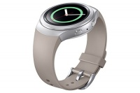 Samsung IT Samsung Smartwatch Replacement Band for Samsung Gear S2 Classic - Retail Packaging - Black Ceramic Photo