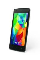 "SLIDE Dual SIM 4.5"" Android 6 Unlocked Smartphone Quad Core 1GHz Processor 8GB Storage Nationwide 4G LTE - White Photo"