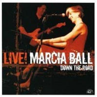 Live! Marcia Ball Down the Road Photo