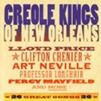 Creole Kings Of New Orleans CD Photo