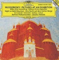 Mussorgsky: Bilder Einer Ausstellung U.A.- Berliner Philharmonike Photo