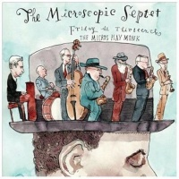 Cuneiform Recordse1 Friday The 13Th:micros Play Monk CD Photo