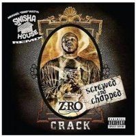Crack CD Photo