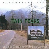 Twin Peaks:fire Walk With Me CD Photo