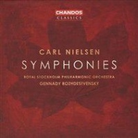 Chandos Classics Symphonies Photo