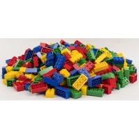 Bricks & Pieces - Primary Colour Bricks Photo