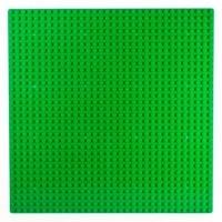 Bricks & Pieces - Flat Baseplate 32x32 - Green Photo