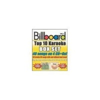 Billboard Top 10 Karaoke Vol 1 CD Photo